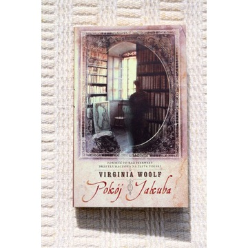 Virginia Woolf - Pokój Jakuba - wyd. I