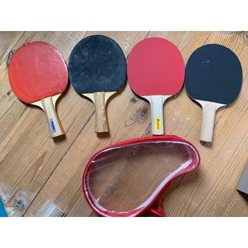 Paletki do tenisa stołowego