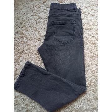 Jeans szare F&F W32/L32 j.nowe
