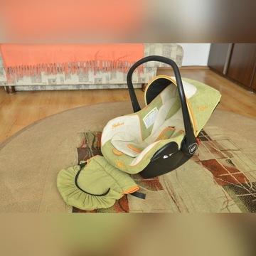 Nosidełko, fotelik, gondolka dla dziecka