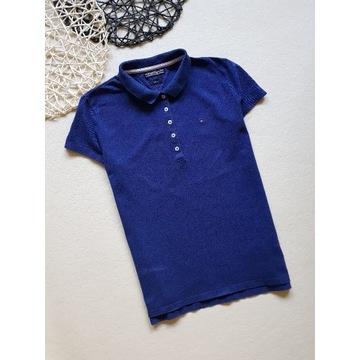 Koszulka damska polo Tommy Hilfiger L 40