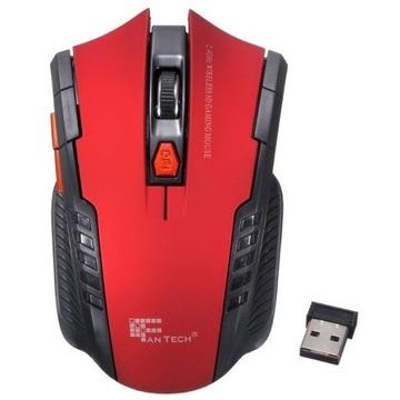 Profesjonalna bezprzewodowa mysz do gier2,4 Ghz z
