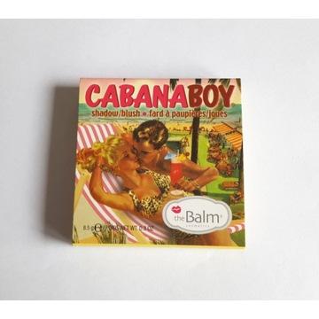 The balm Cabana Boy róż cień cienie konturowanie