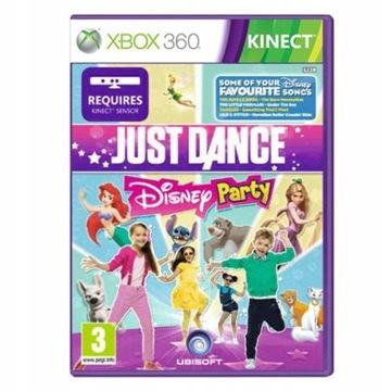 Just Dance Disney Party xbox360 nowa Kinect UNIKAT