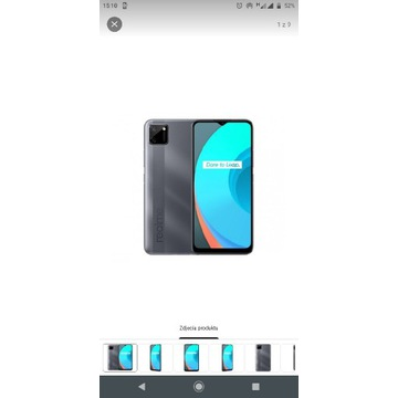 Realme C11 3+32GB Pepper Grey  Gwarancja 1.5 rok