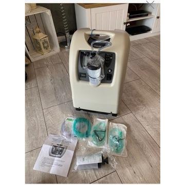 Automat tlenowy koncentrator generator tlenu gwara