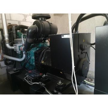 Agregat prądotwórczy VOLVO FDF 200VS