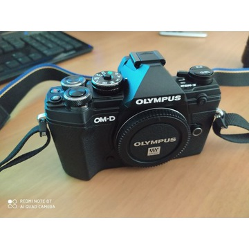 Olympus OMD EM-5 Mark III - jak nowy, gwar, gratis