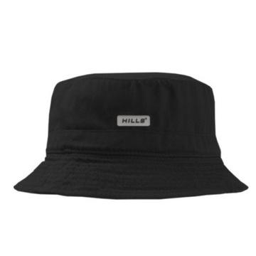 BASIC BUCKET HAT (czarny) hills kapelusz czapka