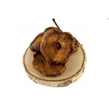 Jabłka Wędzone suszone z przydomowego sadu polskie