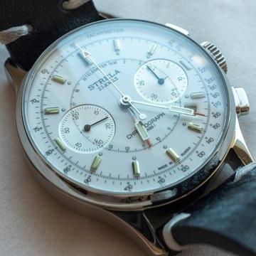 Zegarek chronograf Poljot Strela
