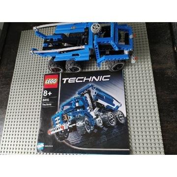 LEGO 8415 Dump Truck LEGO Technic
