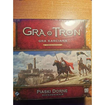Gra o Tron LCG Piaski Dorne