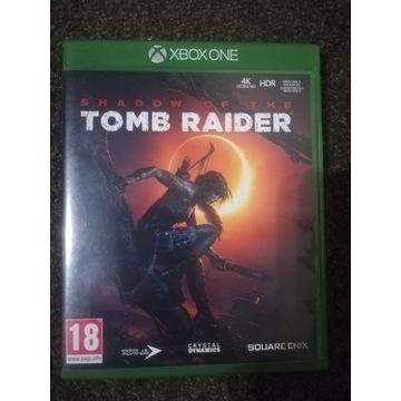 Gra Shadow of the tomb raider Xbox One