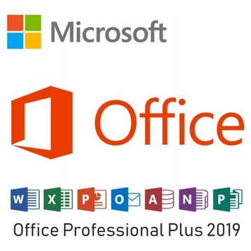 Klucz Microsoft Office Professional Plus 2019