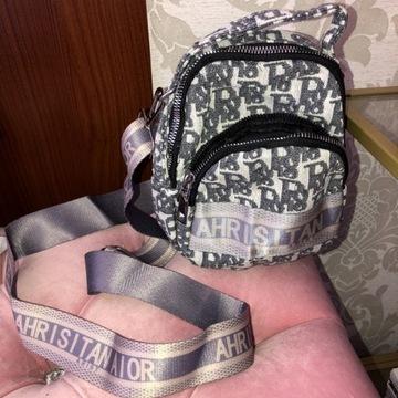 Piękna torebka na ramie styl LV Louis Dior guess