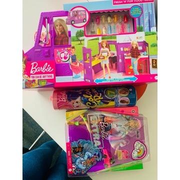 Barbie zestaw Nowy! Foodtruck+ 2 Barbie. Promo-20%