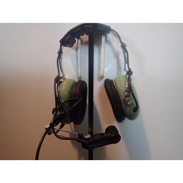 DAVID CLARK H10-30 MONO HEADSET DUAL GA PLUGS