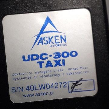 Moduł impulsów taxi UDC 300