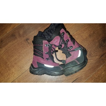 Zimowe buty kozaczki ECCO GORE-TEX 22
