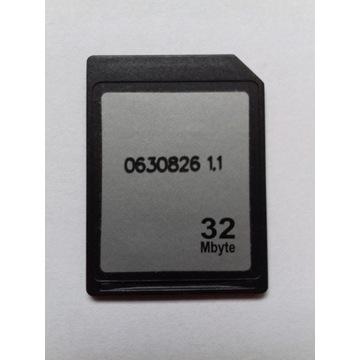 Karta pamięci MMC 32 MB