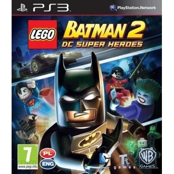 Batman DC super heroes Ps3
