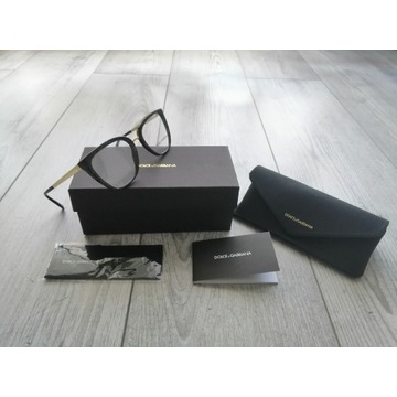 Dolce&Gabbana oprawki DG3314 3218 55 nowe