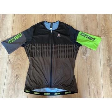 Koszulka rowerowa Nallini Veste ciclismo