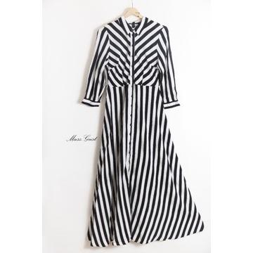 sukienka w paski Yas Yassavanna