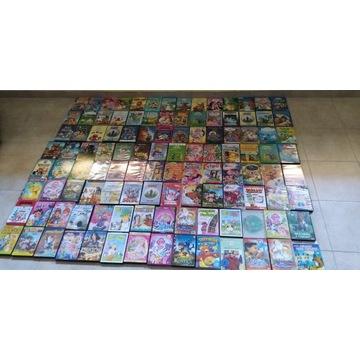 DVD bajki kolekcja