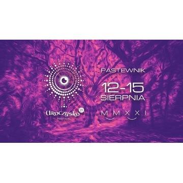 Bilet festiwal Uroczysko