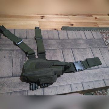 Kabura na broń boczną - pistolet.