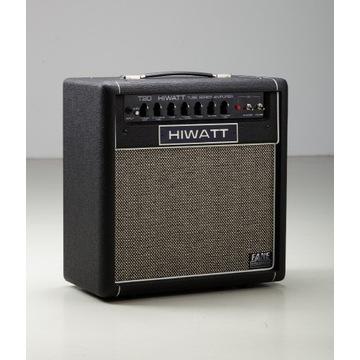 HIWATT T20 lampowy wzmacniacz gitarowy+footswitch