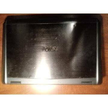 2 Laptop MSI  MS-1761