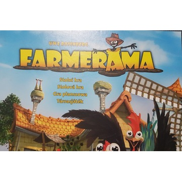 Gra Farmerama, Ravensburger