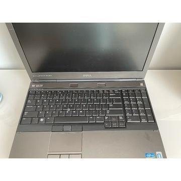 Dell Precision M4600 ze stacją dokującą