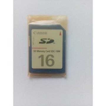 Canon SD Memory Card SDC-16M