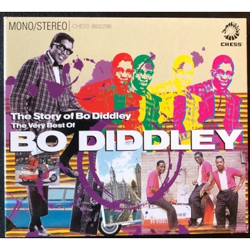 Bo Diddley The very best of 2CD