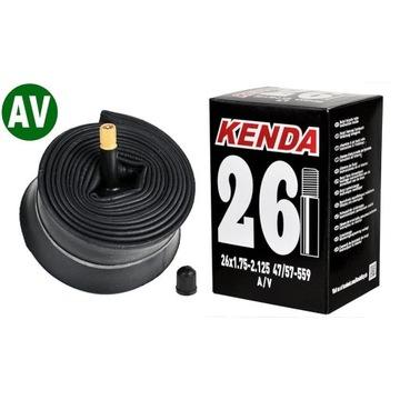 """Dętka Kenda 26"""" AV box molded"""