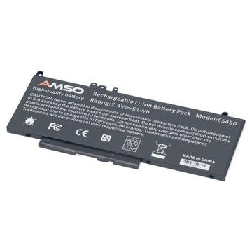 Bateria Dell Latitude E5450, E5550 51Wh G5M10 AMSO