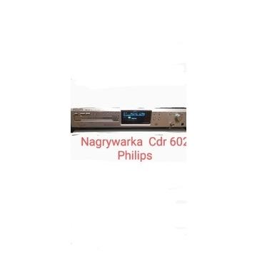 Nagrywarka Philips cdr 602