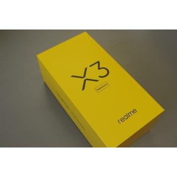 Realme X3 Super Zoom stan idealny, faktura VAT
