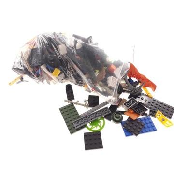 Klocki mix LEGO, Cobi i inne marki 0,5 kg