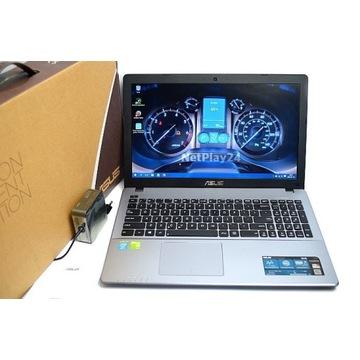 Laptop Asus Piąta Gen-i5 SSHD-1TB Nvidia-2GB Ram-6