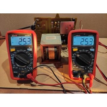 Transformator Sharp symetryczny 100W Gainclone TDA