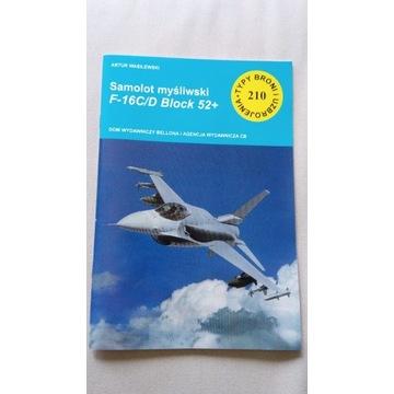 TBiU Samolot myśliwski F-16 C/D Block 52+