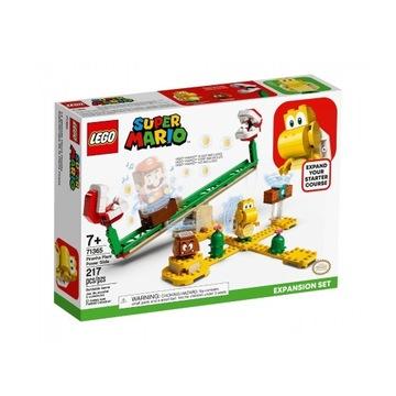 LEGO 71365 Super Mario - Megazjeżdżalnia  Nowy