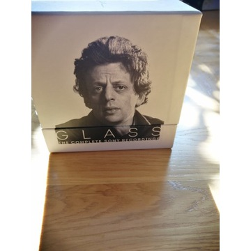 Philip Glass. The complete sony recordings