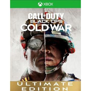 Call of Duty Black Ops Cold War Edycja Definitywna