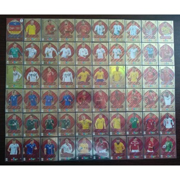 Panini World Cup Russia 2018 - 60 x limited edit